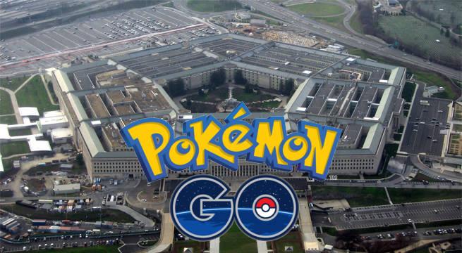 pokemon go pentagon