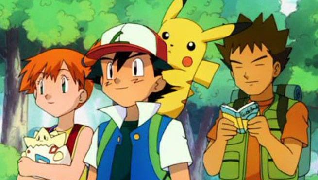 Pokemon Header