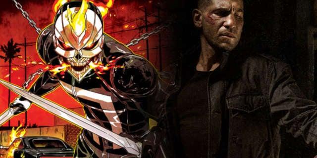 Punisher Ghost Rider