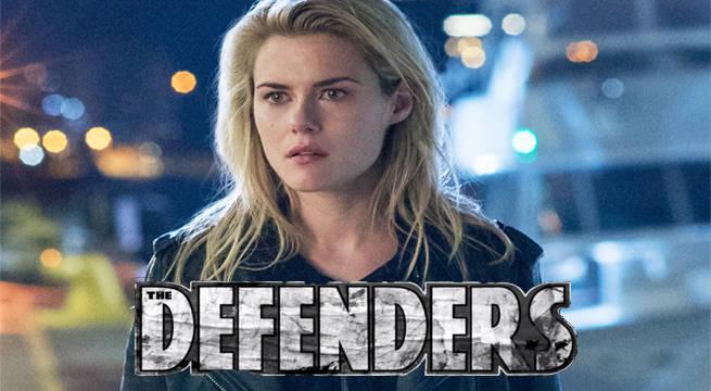 rachael taylor defenders