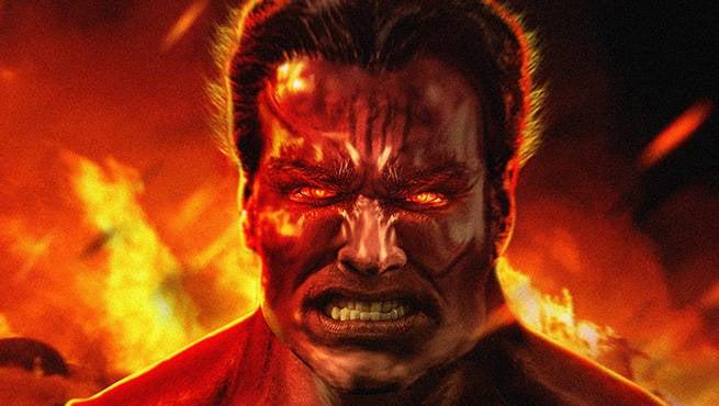 Red Hulk BossLogic Header