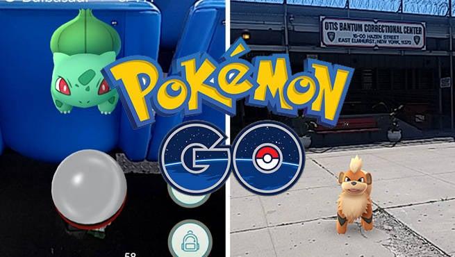 Rikers Pokemon GO