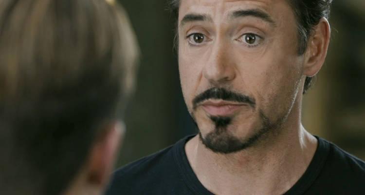 Robert Downey Jr. Tom Hiddleston Taylor Swift Joke Tony Stark Avengers