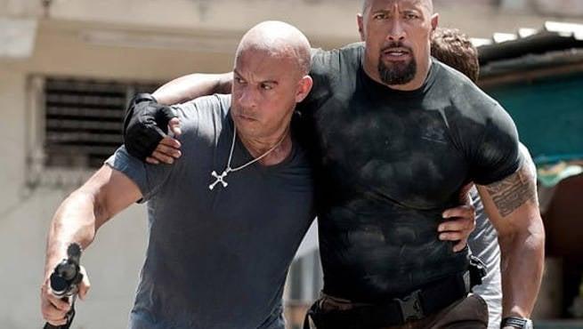 Rock Vin Diesel