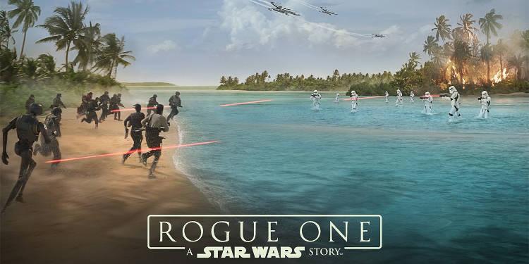 Rogue One Trailer #2 Mads Mikkelsen