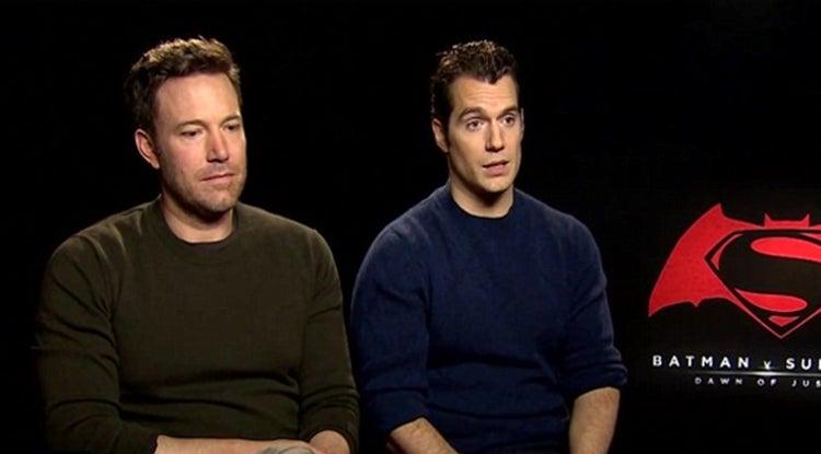 Sad Ben Affleck - Batman v Superman