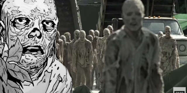 Did The Walking Dead Season 7 Trailer Introduce The Whisperers?