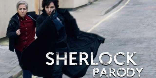 Sherlock Parody