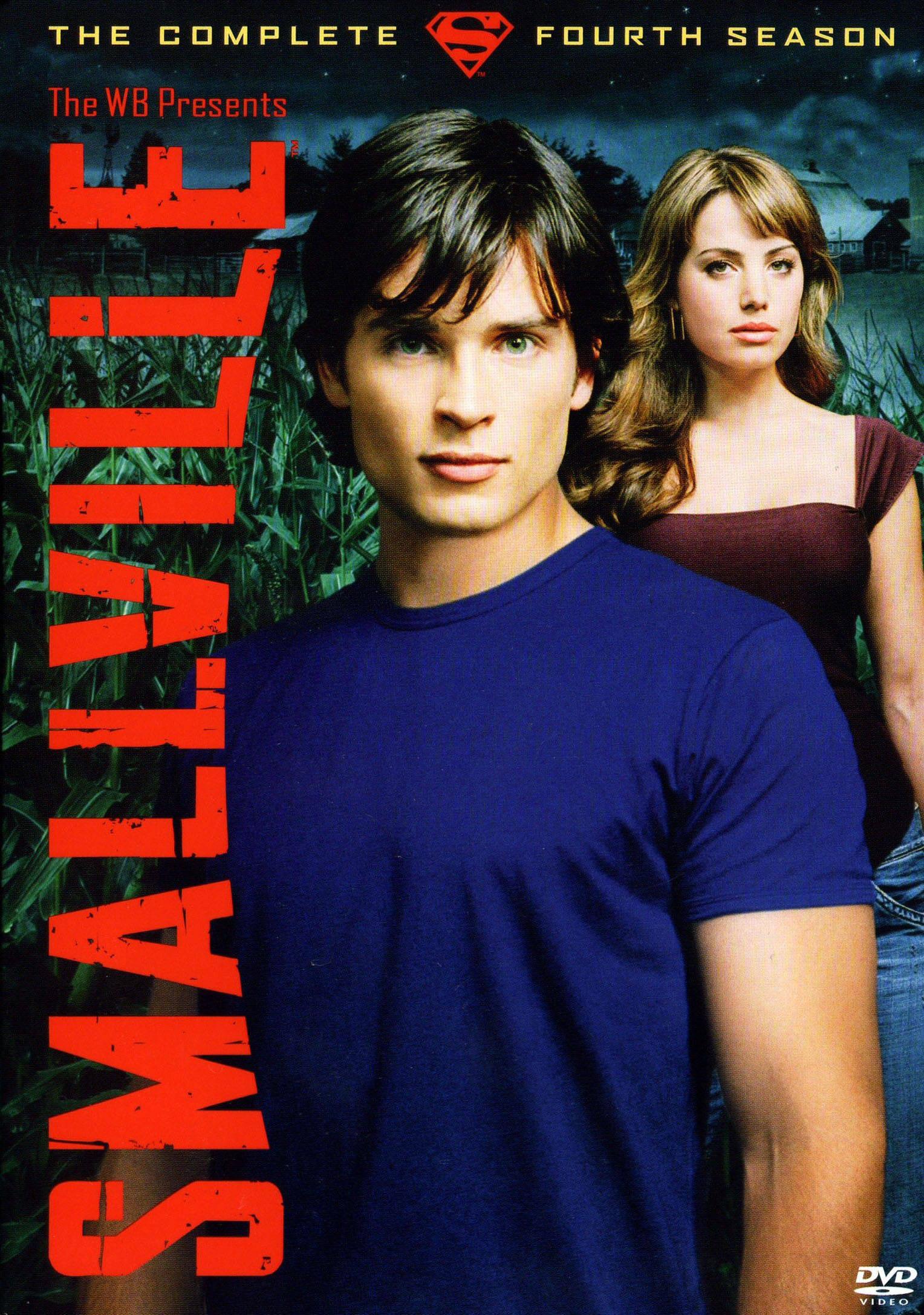 SmallvilleS4Season