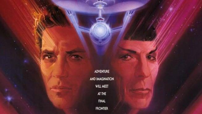 William Shatner Apologizes For Star Trek V Ending