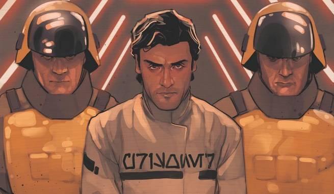 Star Wars Poe Dameron #5