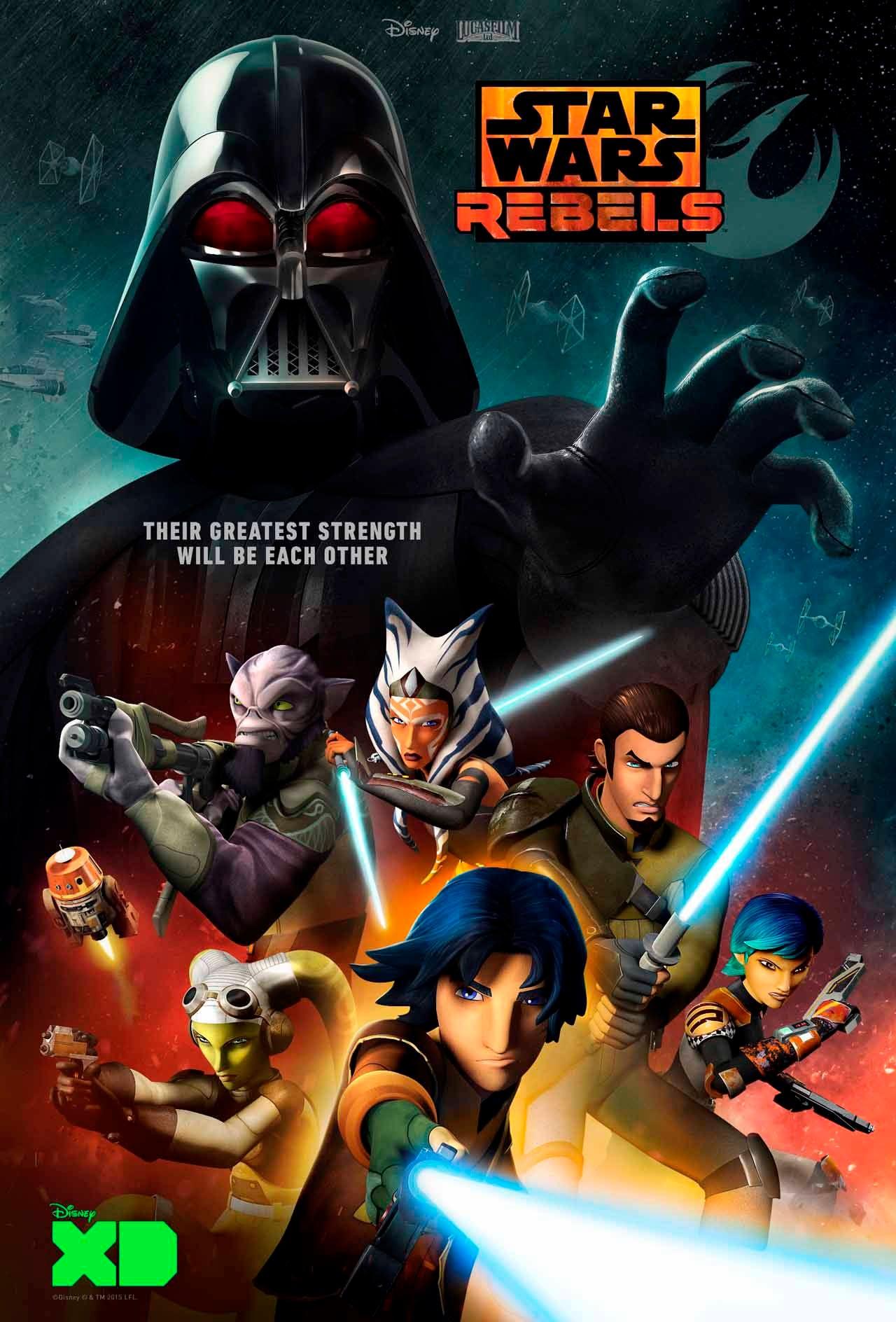 Star Wars Rebels S2 Vert