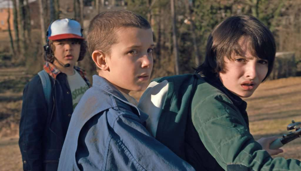 WATCH: The Stranger Things Cast Freak Out Over Their Super Bowl Season 2 Spot