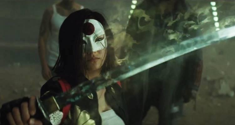 Suicide Squad Justice League Dark Katana