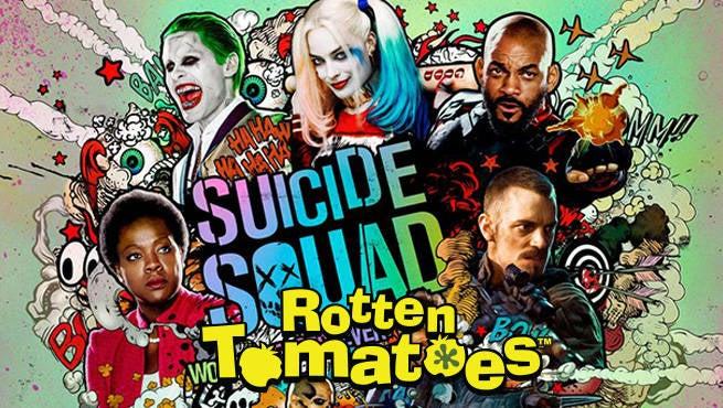 Suicide Squad Rotten