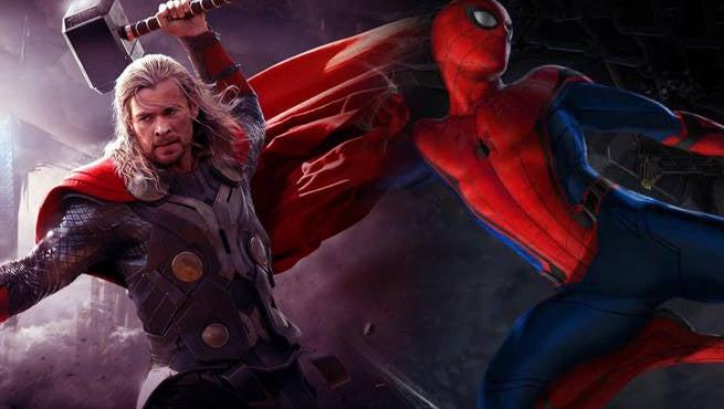 Thor Spidey