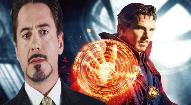 tony stark doctor strange