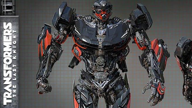 Transformers TLK Hot Rod