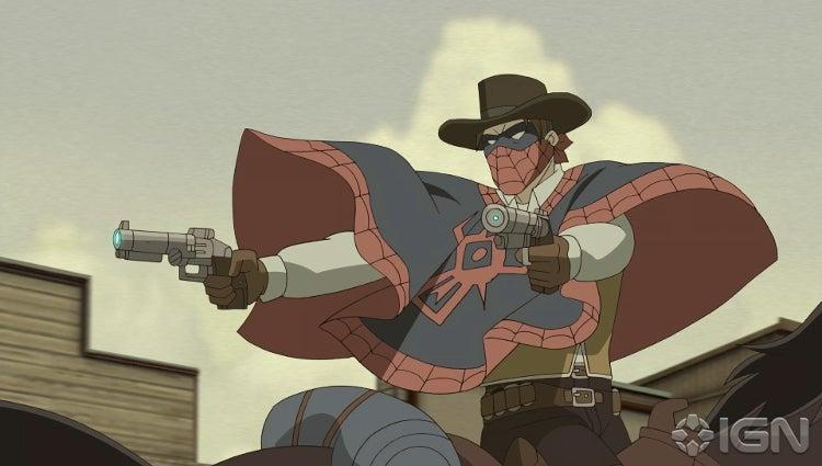 Ulitmate Spider-Man animated series - Web Slinger