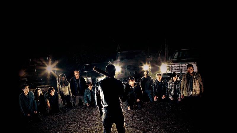 Walking Dead Season 7 Negan Kill Character Death Poll