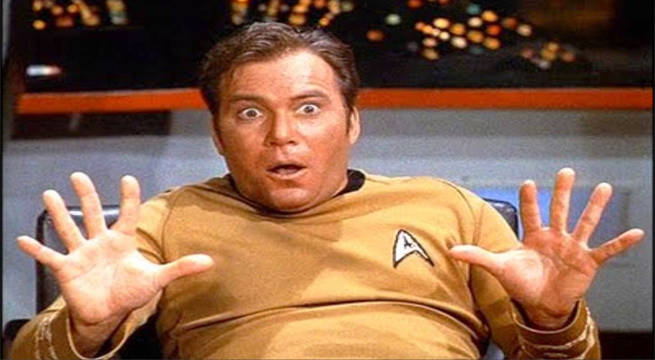 William Shatner Flipped in Horse and Buggy Show