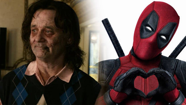 Deadpool Writers Explain How Bill Murray Appeared In Zombieland