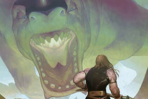 Aaron Thor God of Thunder 18