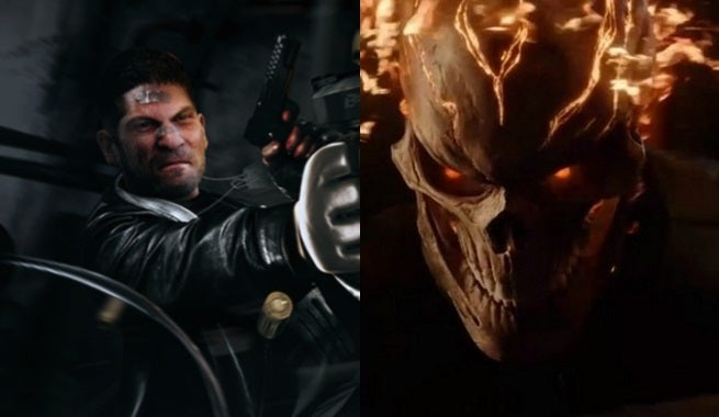 Agents of SHIELD - The Punisher