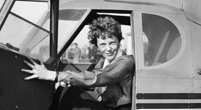 Amelia Earhart's Bones 'Likely' Found on South Pacific Island