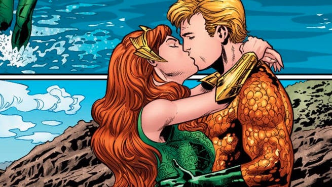 Aquaman Mera