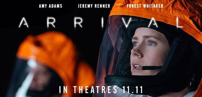 Arrival Clips Featuring Amy Adams & Jeremy Renner