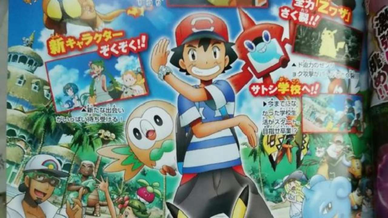 new details on ash ketchum s next pokemon adventure revealed