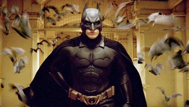 Batman Begins Header
