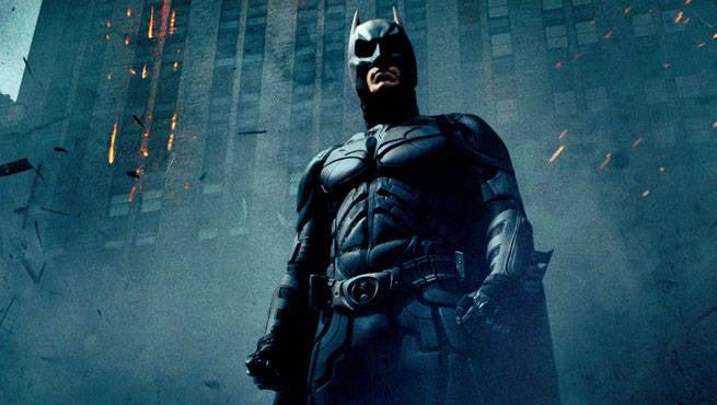 Batman Dark Knight Header