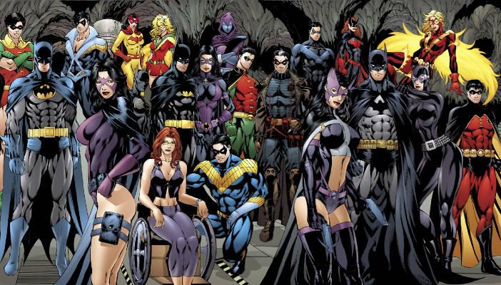 Batman Family Universe