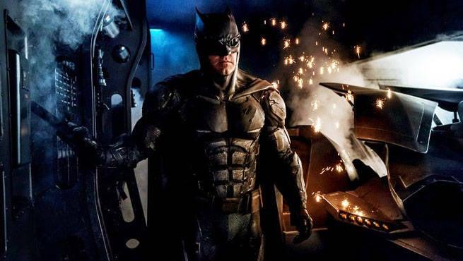 Batman Tech Suit Header