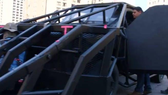 Baybuster Vehicle