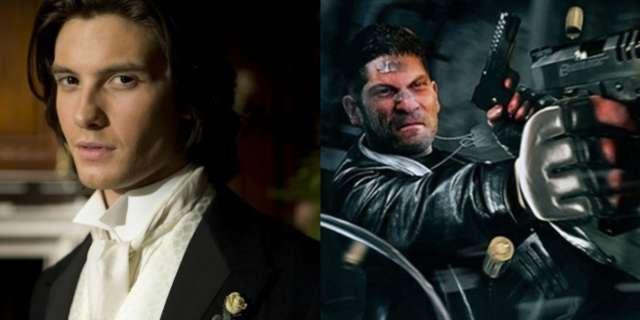 Ben Barnes The Punisher