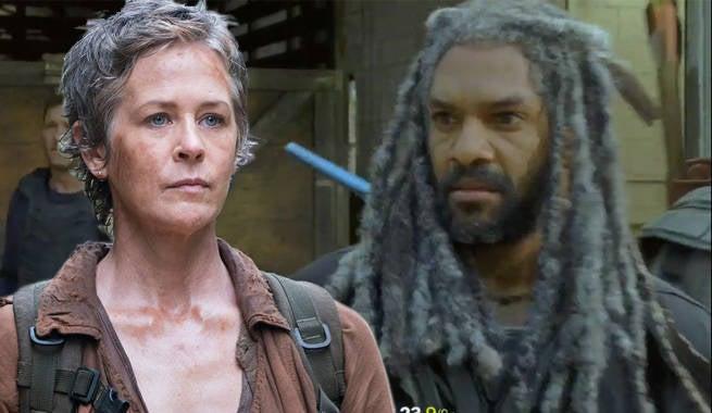'The Walking Dead': Ezekiel Proposes to Carol in Season 9 Premiere