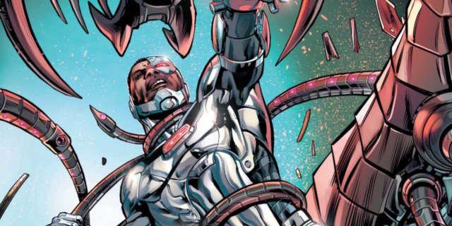 Cyborg Kills a DC Villain In The Most Devastating Way