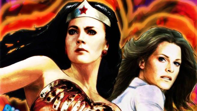 DC Dynamite Wonder Woman Bionic Woman