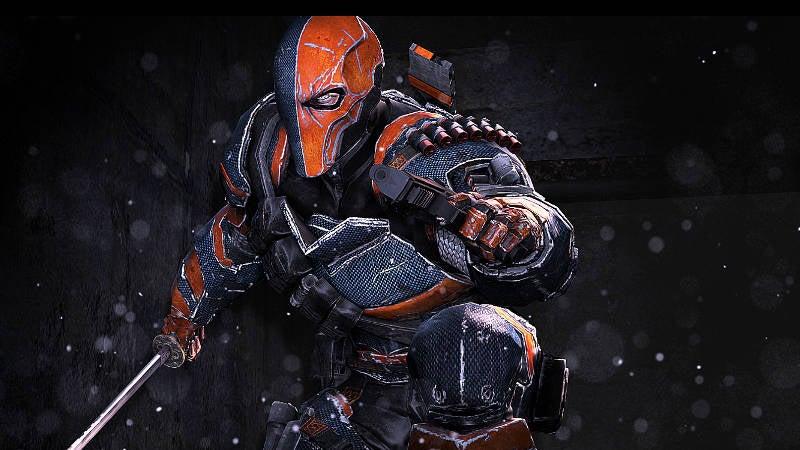 Deathstroke the Terminator DCEU