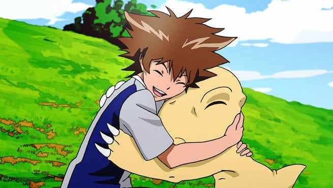 Digimon Adventure tri header