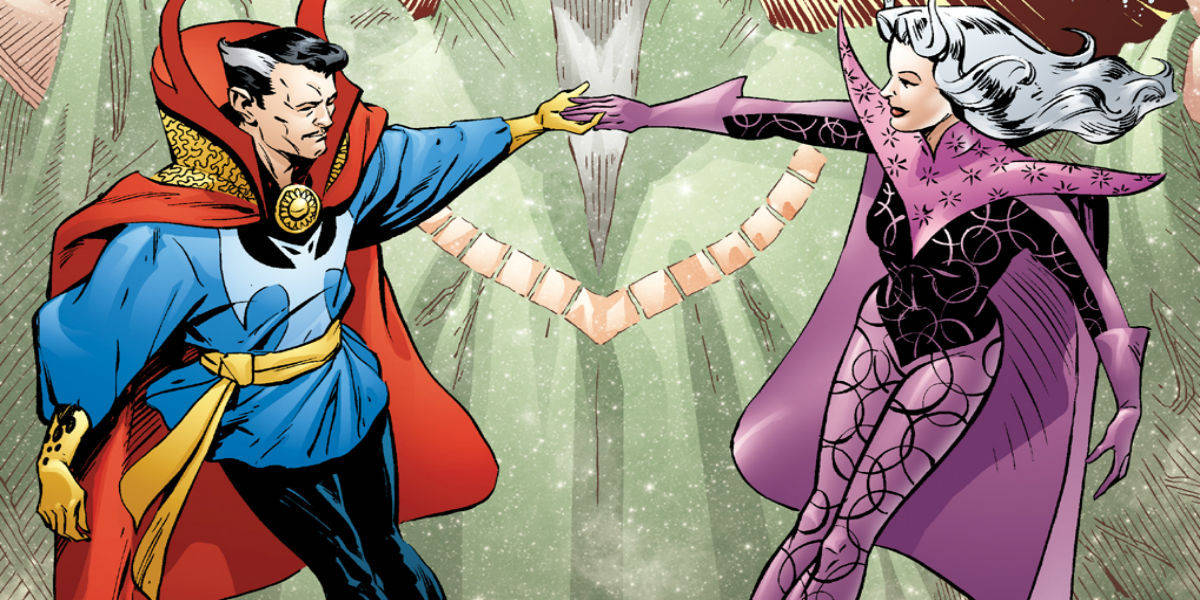 Doctor-Strange-and-Clea