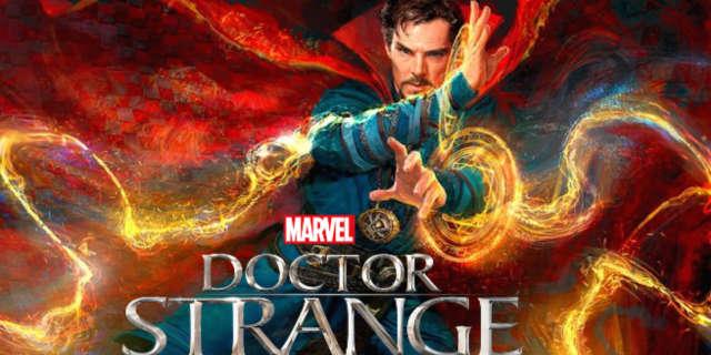Doctor Strange Motion Poster
