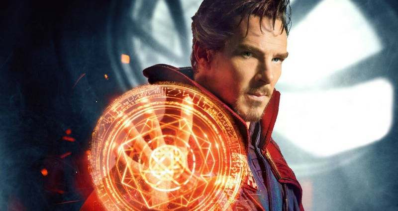 Doctor Strange Movie Preview 2016