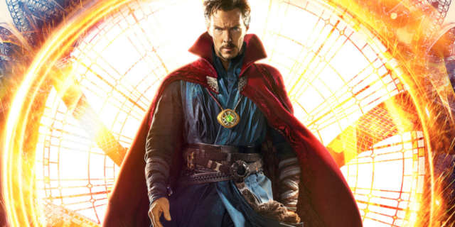 Doctor Strange Movie Preview Set Visit Report