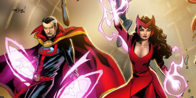 Doctor Strange vs. Scarlet Witch MCU