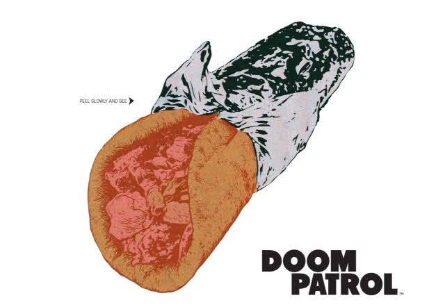 Doom Patrol Gyro