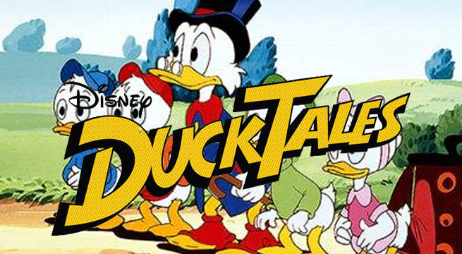 ducktales new logo